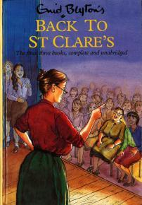 Back to St. Clare's by Enid Blyton