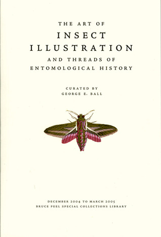 The Art of Insect Illustration and Threads of Entomological History