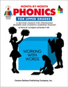 Month-By-Month Phonics for Upper Gra