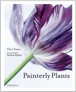 Painterly Plants by Clare Foster