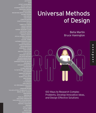 Universal Methods of Design by Bella Martin
