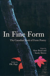 In Fine Form: The Canadian Book of Form Poetry