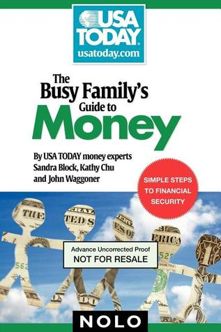 Busy Family's Guide to Money by Sandra Block