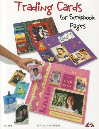 Trading Cards For Scrapbook Pages