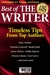 Best of The Writer: Timeless Tips from Top Authors