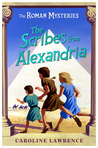 The Scribes from Alexandria (Roman Mysteries, #15)