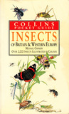 Collins Pocket Guide: Insects of Britain and North-West Europe