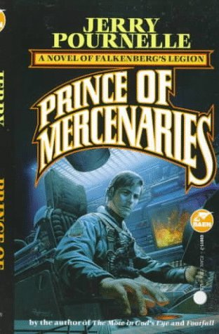 Prince of Mercenaries by Jerry Pournelle