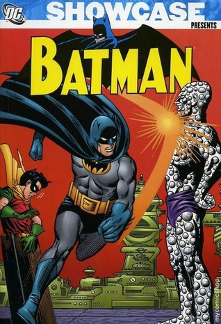 Showcase Presents: Batman, Vol. 2 (Batman)