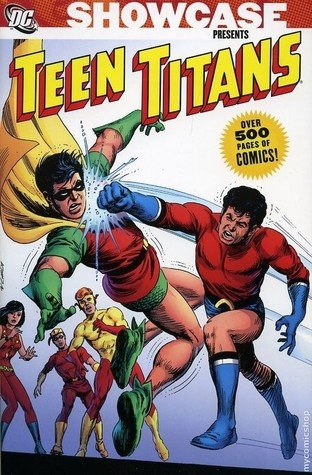 Showcase Presents: Teen Titans, Vol. 2