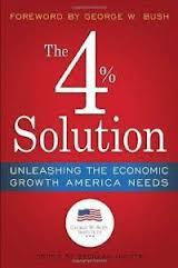 The 4% Solution by Brendan Miniter