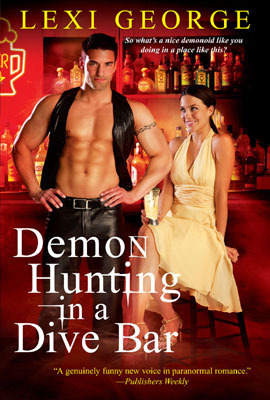 Demon Hunting in a Dive Bar (Demon Hunting, #3)