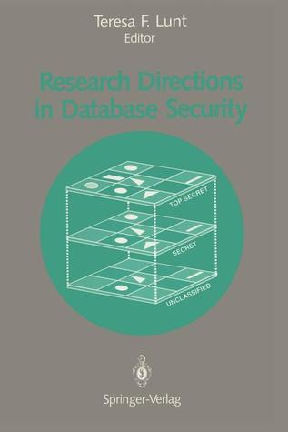 Research Directions in Database Security