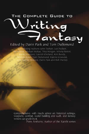 The Complete Guide to Writing Fantasy by Darin Park