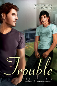 Trouble (Something in Common, #5)