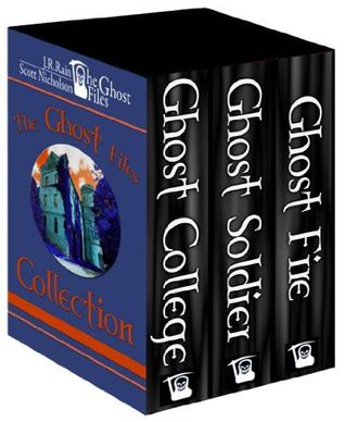 The Ghost Files Boxed Set (The Ghost Files #1-3)