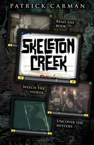 Skeleton Creek by Patrick Carman