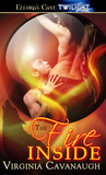 The Fire Inside (Lycan Lust, #1)