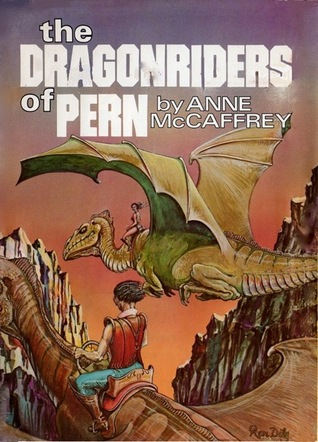 The Dragonriders of Pern by Anne McCaffrey