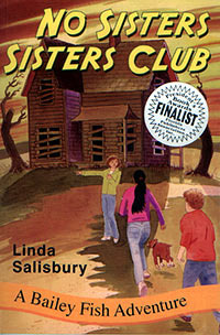 No Sisters Sisters Club  (Bailey Fish Adventures, #2)