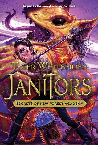 REQ- Secrets of New Forest Academy (Janitors #2)  - Tyler Whitesides