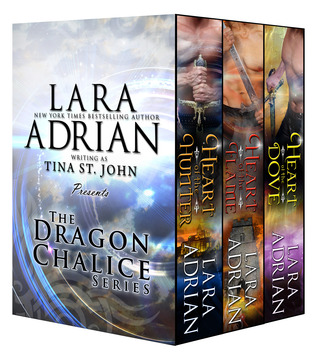 The Dragon Chalice Series by Tina St. John
