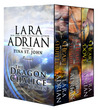 The Dragon Chalice Series (Dragon Chalice, #1-3)