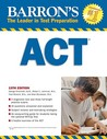 Barron's ACT (Barron's How to Prepare for the Act American College Testing Program Assessment (Book Only))