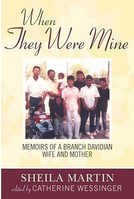 When They Were Mine by Sheila Martin
