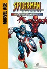 Spider-Man Team-Up (Marvel Age): Spider-Man and Captain America - Stars, Stripes, and Spiders!
