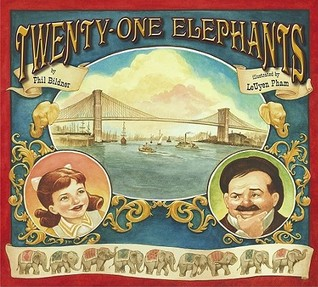Twenty-One Elephants by Phil Bildner
