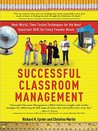 Running your classroom (without losing your mind): effective classroom management skills for teachers