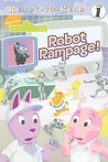 Robot Rampage! (Backyardigans Ready-to-Read)