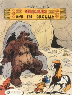 Yakari and the Grizzly