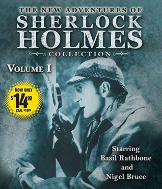 The New Adventures of Sherlock Holmes Collection 1