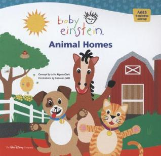 Animal Homes by Julie Aigner-Clark