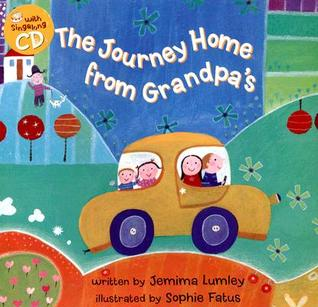 The Journey Home from Grandpa's [With CD] by Jemima Lumley
