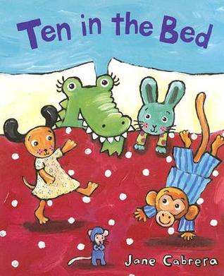 Ten in the Bed by Jane Cabrera