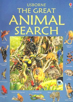 The Great Animal Search by Caroline Young