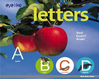 EyeLike: Letters: The Alphabet in the Natural World