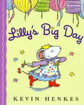 Lilly's Big Day with CD