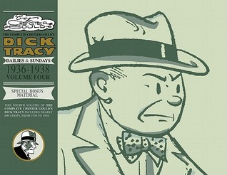 The Complete Dick Tracy, Vol. 4: 1936-1938