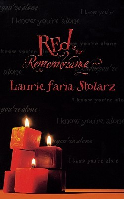 Red is for Remembrance (Blue is for Nightmares, #4)