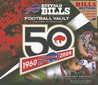 Buffalo Bills Football Vault: The First 50 Seasons