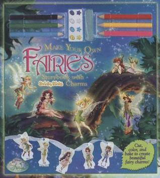 Make Your Own Fairies: Storybook with Shrinkydinks Charms