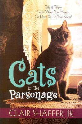 Cats in the Parsonage I by Clair Shaffer, Jr.