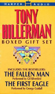 Tony Hillerman Boxed Gift Set: Includes the Bestsellers: The Fallen Man, the First Eagle (Leaphorn &  Chee #12-13)