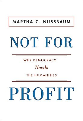 Not for Profit by Martha C. Nussbaum