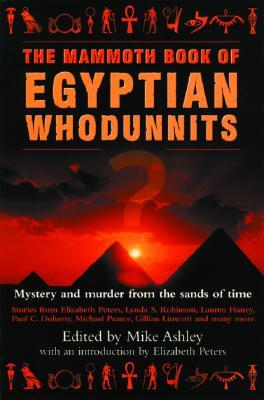 The Mammoth Book of Egyptian Whodunnits by Mike Ashley