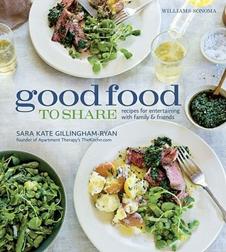 Williams-Sonoma Good Food to Share by Sara Kate Gillingham-Ryan